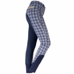 Horze Elite check women's fullseat breeches