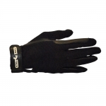 Horze Finn-Tack Leather/Cotton Summer Gloves,