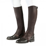 Horze Franci KENDRA. Soft Leather Half Chaps
