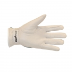 Horze FT winter gloves, leather/textile