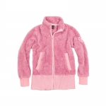Horze Furry jacket with knit rib, JR