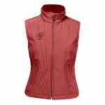 Horze KATRI. Ladies soft shell vest