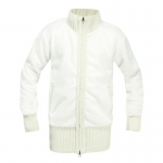 Horze KILDA, Children's long soft-pile fleece jacket