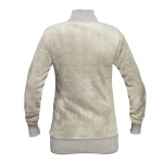 Horze KILDA. LADIES LONG SOFT PILE FLEECE JACKET