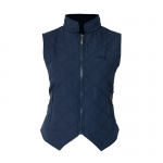 Horze Ladies Adjustable Quilted Vest