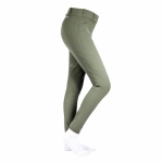 Horze Ladies GP breeches with leather knee patch