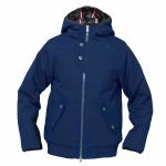 Horze LINDA JR children's jacket with detachable hoo