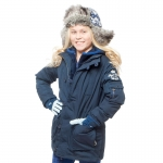 Horze MAX, Parka jacket, JR