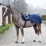 Horze Olivet Wool riding rug