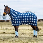 Horze Royal Equus High Neck Fleece Combo Rug Cooler