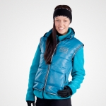 Horze SAARA Ladies vest with reflective pipings