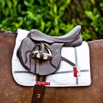 Horze Saddle Pad w/ Functional Lining