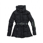 Horze Shawl collar down jacket, ladies