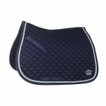 Horze Silver Cord All Round Saddle Pad