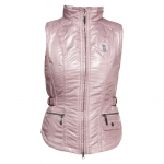 Horze SKYE. Ladies thin padded vest w/side tamps for adjusting fit