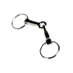 Horze Snaffle Bit Key Ring