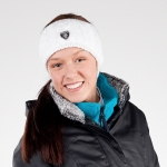 Horze SNOW Cable Knitted Head Band