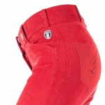 Horze SOFIA Ladies corduroy self patch breeches