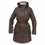 Horze SONJA Ladies padded waxy jacket
