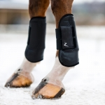 Horze Tendon boots, in leather
