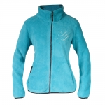 Horze TESSA Ladies furry soft pile jacket