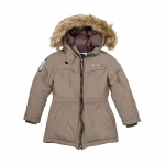 Horze Winter jacket with back embroidery, JR