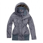 Horze Women's High-Ribbed Jacket