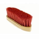 Horze Wooden Handle Dandy Brush
