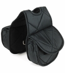 Insulated Cooler Saddle Horn Bag