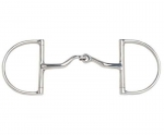 JP KORSTEEL JOINTED PORT HUNTER DEE SNAFFLE Bit