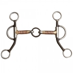 Jr. Working Cowhorse Lifesaver Copper Wrapped Bit