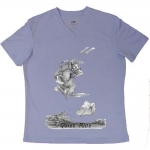 "Jude Too Horse Tee Shirt ""Quiet Ride"""