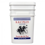 K & C Plus Powder Supplement 25 lb