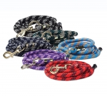 Kelley 8.5' Nylon Two Color Lead Rope