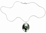 Kelley Equestrian Necklace with Locket