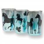 Kelley Horse Tealight Holder, Set of 3