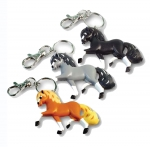 Kelley Trotting Pony Key Chain