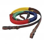 KINCADE RAINBOW REINS WITH HOOK STUDS