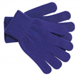 Knit Pimple Grip Riding Gloves in Sizes