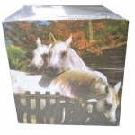 Large Block Pads - Arabians and Flowers 3 pack