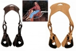 Lil'Dude Stirrups by Weaver Leather