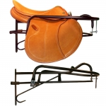 Locking Saddle Rack