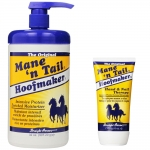 Mane 'n Tail Hoofmaker Hand & Nail Theraphy 32oz and 6oz Carry Size
