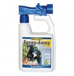 Mane 'n Tail Spray Away Horse Wash - 32oz