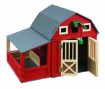 "Maxim Groton Stables ""Bitty"" Red Gable"