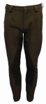 MENS BREECHES LEATHER FULL SEAT