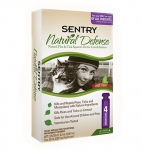 Natural Defense for Cats 4PK