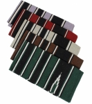 Navajo Western Saddle Blanket 30x60 Acrylic Cotton
