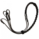 Nurtural Horse Leather Laced English Reins