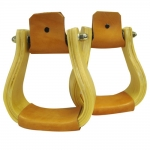 Offset Wooden Stirrup